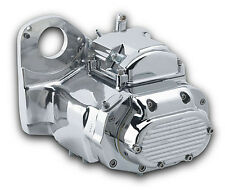 Ultima Polished 6-spd Left Side Drive Transmission for 91-99 Softail and Custom
