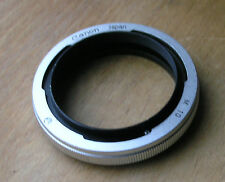 genuine Canon FL FD  manual 10mm extension tube non auto M10