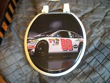 ACTUAL TOLIET SEAT, OR DISPLAY ITEM, DALE JR. # 88