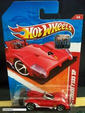 HOT WHEELS 2011 #220 -7 FERRARI F333 SP RED MAL 11 FS AM CA
