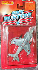 1988 Matchbox Skybusters RAF Hawker Siddeley Harrier Jump Jet MIP