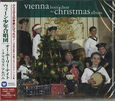 VIENNA BOYS` CHOIR-THE CHRISTMAS ALBUM-JAPAN CD E25