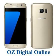 "NEW Samsung Galaxy S7 Dual G930 4G 32GB Gold 12MP LTE 5.1"" Unlocked Phone"