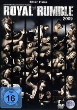 WWE Royal Rumble 2009 Orig DVD WWF Wrestling deutsch