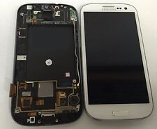 Samsung Galaxy Verizon I535 S3 OEM Used LCD Digitizer Replacement White