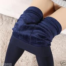 New Sexy Women's Winter Thick Warm Fleece Lined Thermal Stretchy Leggings Pants