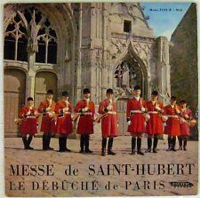 Débuché de Paris 33 tours 25 cm Messe de Saint-Hubert