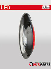 LED END-OUTLINE MARKER LIGHT - 9/32V - IP67 - JOKON E2-0678 12.0016.000