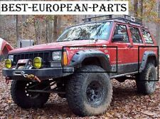 BUSHWACKER WHEEL ARCH JEEP CHEROKEE XJ WHEEL ARCHES FENDER FLARES EXTENSIONS