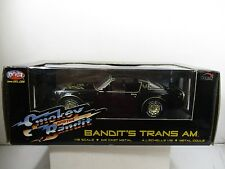 1/18 SCALE JOYRIDE SMOKEY AND THE BANDIT PONTIAC TRANS AM