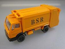 Wiking:Müllwagen BSR Mercedes Benz  (PK)