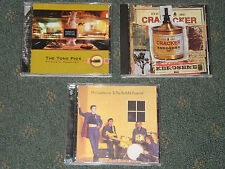 "3 Rock Pop cds Cranberries ""Faithful Departed"", Cracker ""Kerosene"", Tone Pigs NM"