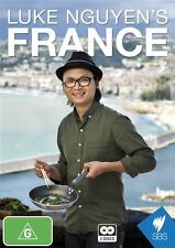 Luke Nguyen's France DVD NEW