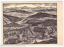 Ak Glatz Das --Glatzer Bergland--