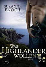 EV*01.12.2016 30 Was Highlander wollen von Suzanne Enoch (2016, Taschenbuch)