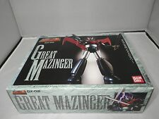 Great Mazinger Z GX-02 Soul of Chogokin Bandai Japan Gx-02 GREAT MAZINGER Z