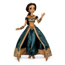 "NIB DISNEY JASMINE LIMITED EDITION 17"" COLLECTOR DOLL-ON HAND 1 OF 5000 ALADDIN"