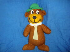 "Yogi Bear 14"" Vintage Plush Mighty Star 1980"