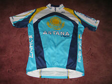 ASTANA TREK BONTRAGER UCI PRO TOUR ITALIAN CYCLING JERSEY [M] UNUSED