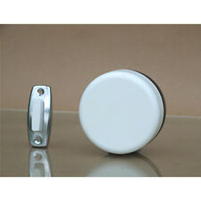 Imperial Wind-up Doorbell, White