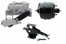 1974-86 Jeep CJ7 & CJ5  Power Brake Booster Conversion, Aluminum Master Cylinder