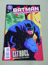 BATMAN LEGENDS OF THE DARK KNIGHT -  DC COMIC-USA  -AUG 1996   #85   - VG
