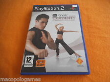 Eye Toy Kinetic Combat Sony Playstation 2