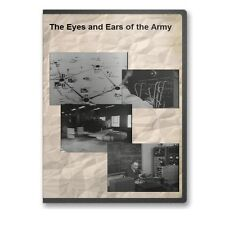 The Eyes and Ears of the Army Big Picture Documentary DVD -  C851