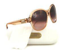 NEW Chloe Sunglasses CL 2234 Brown CO2 CL2234 60mm