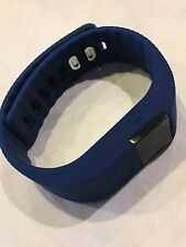 Zunammy Activity Tacker Wacth W/Single Button Easy Read Display Blue