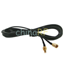 DAB Aerial Antenna Extension Cable 3 Meter SMB Female to SMB Male pigtail 10 FT