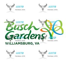 BUSCH GARDENS Admission Tickets  Fun Card WILLIAMSBURG VA DISCOUNT PROMO OFFER