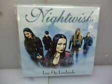 NIGHTWISH-LIVE OP LOWLANDS. HOLLAND 2005.-CD+DVD DIGIPACK-NEW. SEALED.