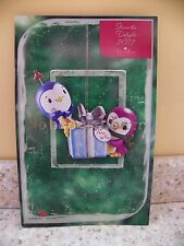 American Greetings Carlton Cards Heirloom 2012 Ornament Book Share the Delight