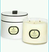 Parks london aromatherapy 3 wicks Lily of valley candle, bnib, rrp £66, 80 hrs!