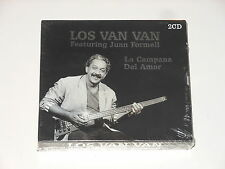 Los Van Van - SEALED 2CD Box - La Campana Del Amor - Juan Formell - Black Box