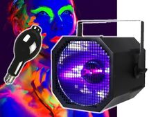 UV 400 W ULTRA VIOLET Neon UV CANNON Blacklight DJ discoteca luce + LAMPADA 400 W