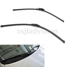 2x Front Window Windscreen Wiper Blades For Honda Civic 06 56 07 57 08 2006-2011
