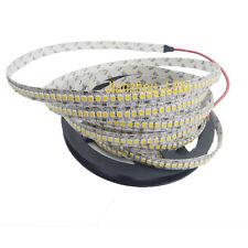 5M 1200 LED 3528 SMD 10mm led Strip Light Warm White 240Led/m Non-Waterproof 12V
