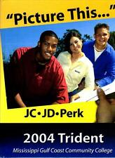 Mississippi Gulf Coast Community College Trident 2004 Yearbook Annual