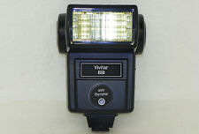 Vivitar 283 Auto Thyristor Flash Unit - Working Perfectly, tested!