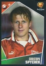 N°145 CHRISTOPH SPYCHER # SWITZERLAND STICKER VIGNETTE PANINI EURO 2004