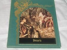 """Dwarfs (1985, Hardcover)""""The Enchanted World series"""" from Time Life Books"""