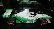 Formula Models Indy 500 2002 Big Gulp 7-11 Dallara Paul Tracy 1:43 Scale Mint