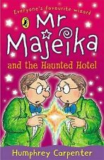 Mr Majeika and the Haunted Hotel, Humphrey Carpenter