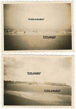 Berck Plage Frankreich am Meer Strand Stadt siehe Kriegsfotos