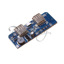 Mobile Power Charger Board PCB 5V 1A Step-Up Module Power Bank Charging Dual USB