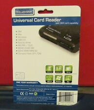 UNIVERSAL CARD READER - PLUG AND PLAY BRAND NEW IN