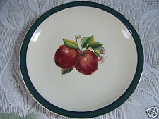 """China Pearl Casuals 7.5"""" Bread & Butter Plate Apples Pattern"""