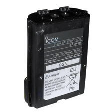 Icom Li-Ion Battery f/M72 Ico-BP245N